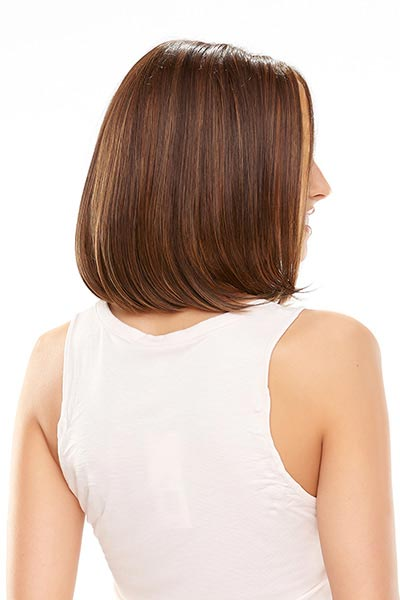 Haute Wig by Jon Renau in 6F27 (Caramel Ribbon)