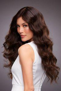 Kim human hair wig by Jon Renau