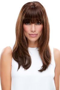 Jon Renau Easifringe Human Hair Topper