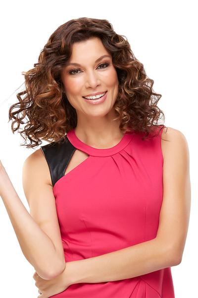 Easipart Human Hair 18 inch Topper