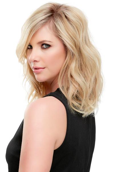 Easipart Human Hair 12 inch Topper