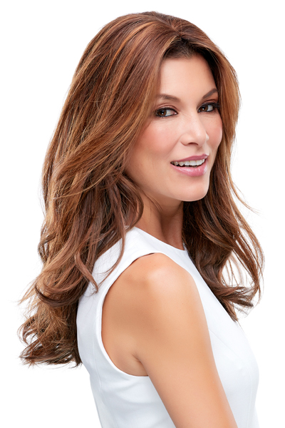 Easipart Human Hair 18 inch side