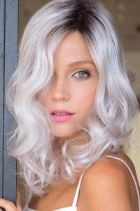 Noriko Tessa gray wig