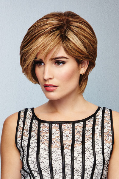 Calling All Compliments by Raquel Welch in Shaded Cappuccino - Front
