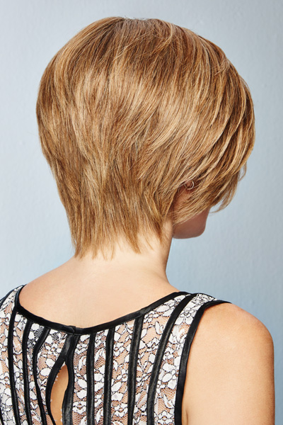 Calling All Compliments by Raquel Welch in Shaded Cappuccino - back