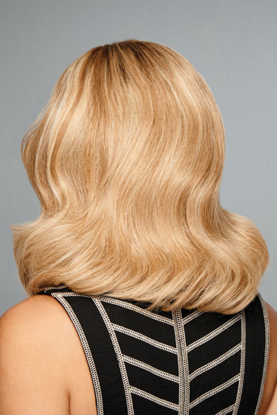 The Good Life by Raquel Welch in Shaded Golden Wheat -back