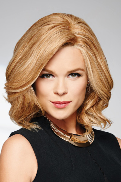 Headliner by Raquel Welch in Ginger Blonde - Front
