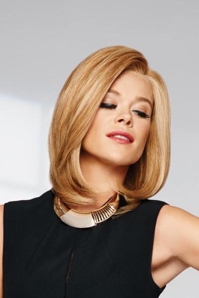 Headliner by Raquel Welch in Ginger Blonde - Quarter