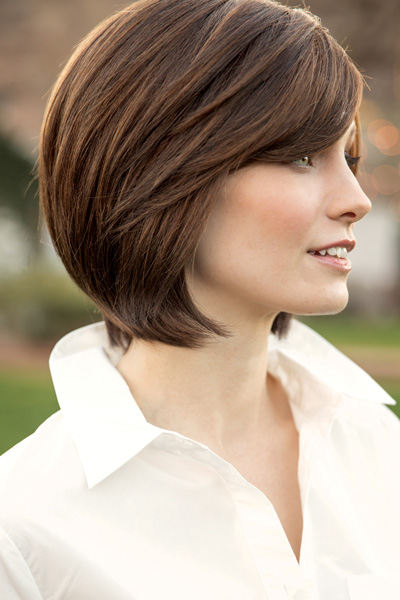 Regan by Amore in Toasted Brown- side