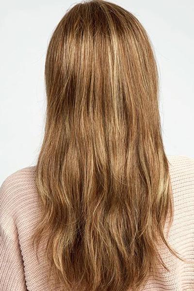 Miles of Style by Raquel Welch in Glazed Mocha - Back