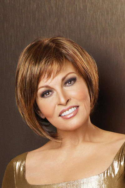 Bewitched by Raquel Welch in Glazed Auburn - Front