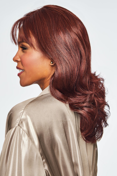 Curve Appeal by Raquel Welch in Deepest Ruby - side