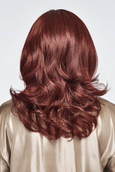 Curve Appeal by Raquel Welch in Deepest Ruby - Back