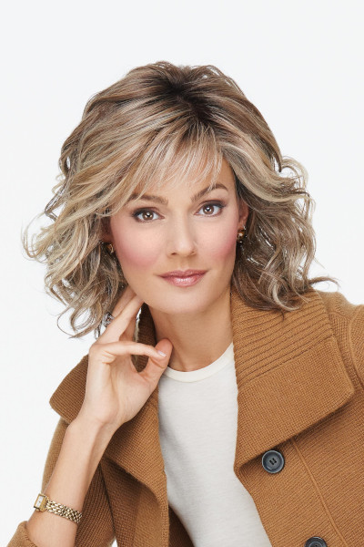 Editor's Pick Elite by Raquel Welch in SS Cappuccino - Front1