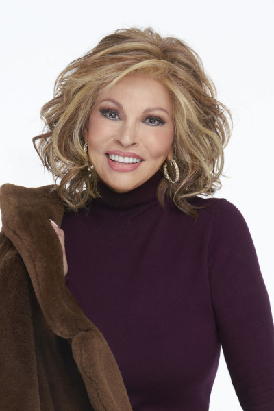 Editor's Pick Elite by Raquel Welch in Golden Russet - Front