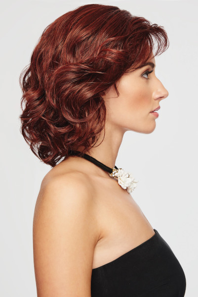 Editor's Pick by Raquel Welch in Copper Mahogany- Side