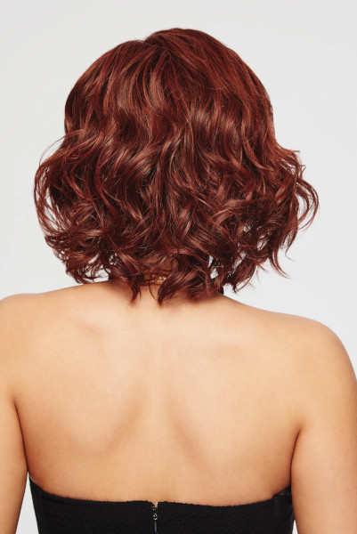 Editor's Pick by Raquel Welch in Copper Mahogany- Back