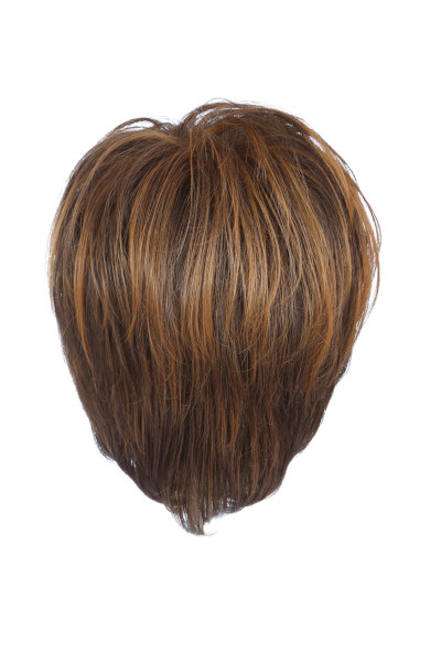 Enchant by Raquel Welch in Ginger Brown - back