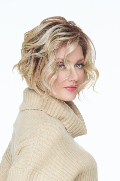 Going Places by Raquel Welch in Shaded Wheat - Front