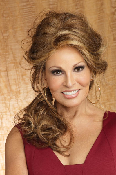 Limelight by Raquel Welch in Rusty Auburn - Front