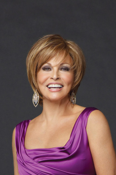 Opening Act by Raquel Welch in Rusty Auburn - Front