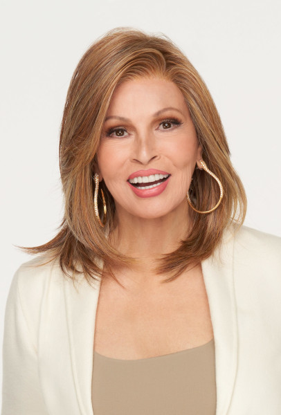 Pretty Please by Raquel Welch in Golden Russet- Front
