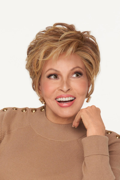 Ready for Takeoff by Raquel Welch in Golden Russet - Front
