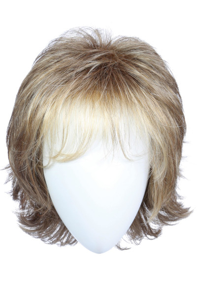 Trend Setter by Raquel Welch in Praline Foil - Front