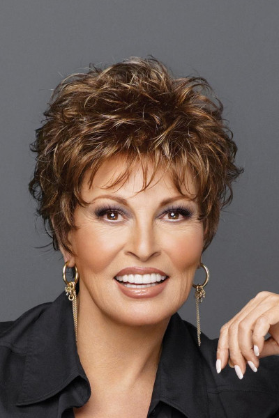 Whisper by Raquel Welch in Glazed Cinnamon - Front