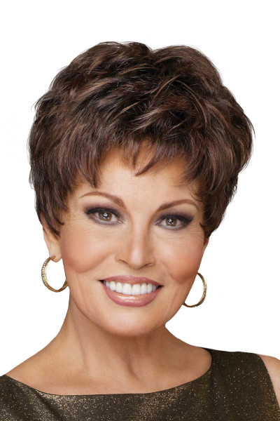 Winner by Raquel Welch in Glazed Mahogany - front